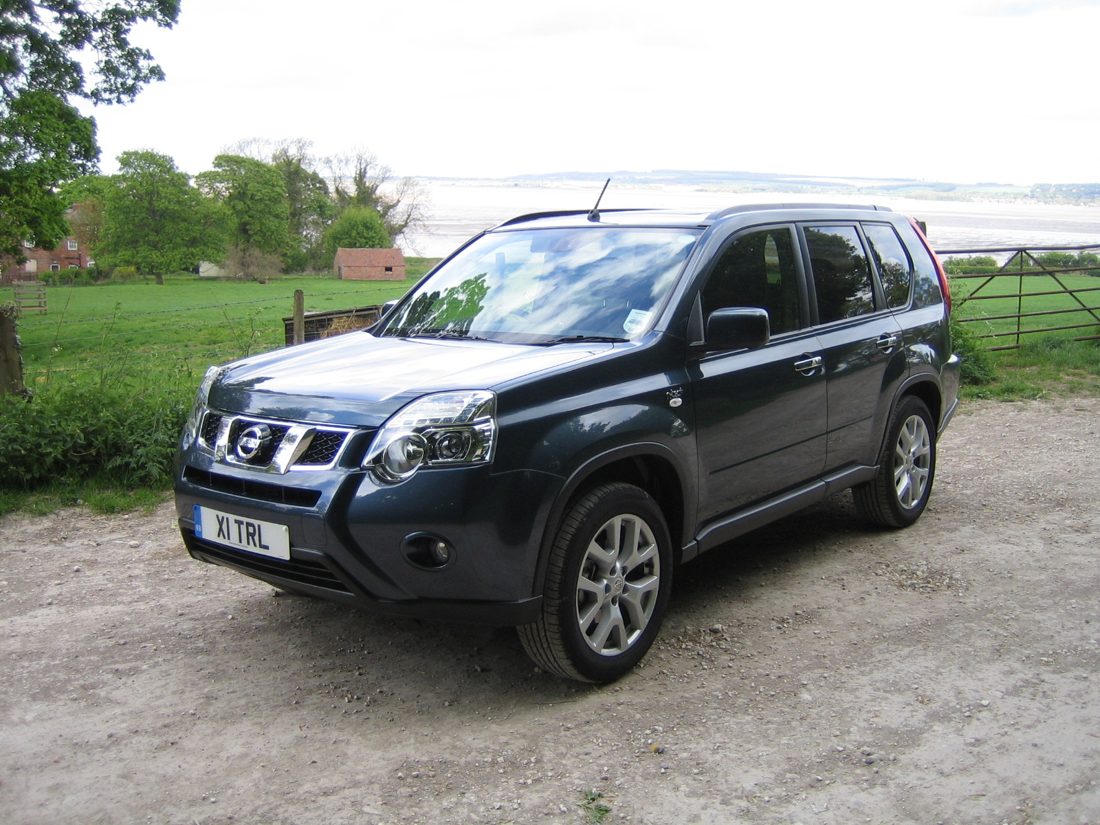 Nissan X-Trail road test shows why it's a family favourite