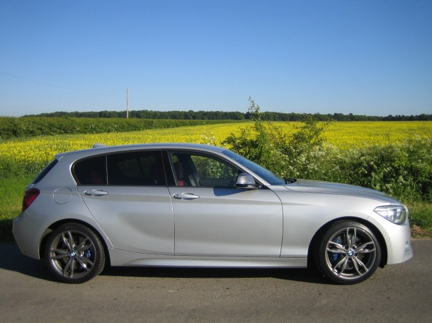 BMW M135i 1 Series sports hatch