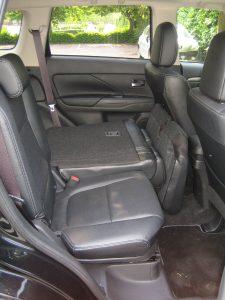 Mitsubishi Outlander 2.2 DI-D GX5 Auto