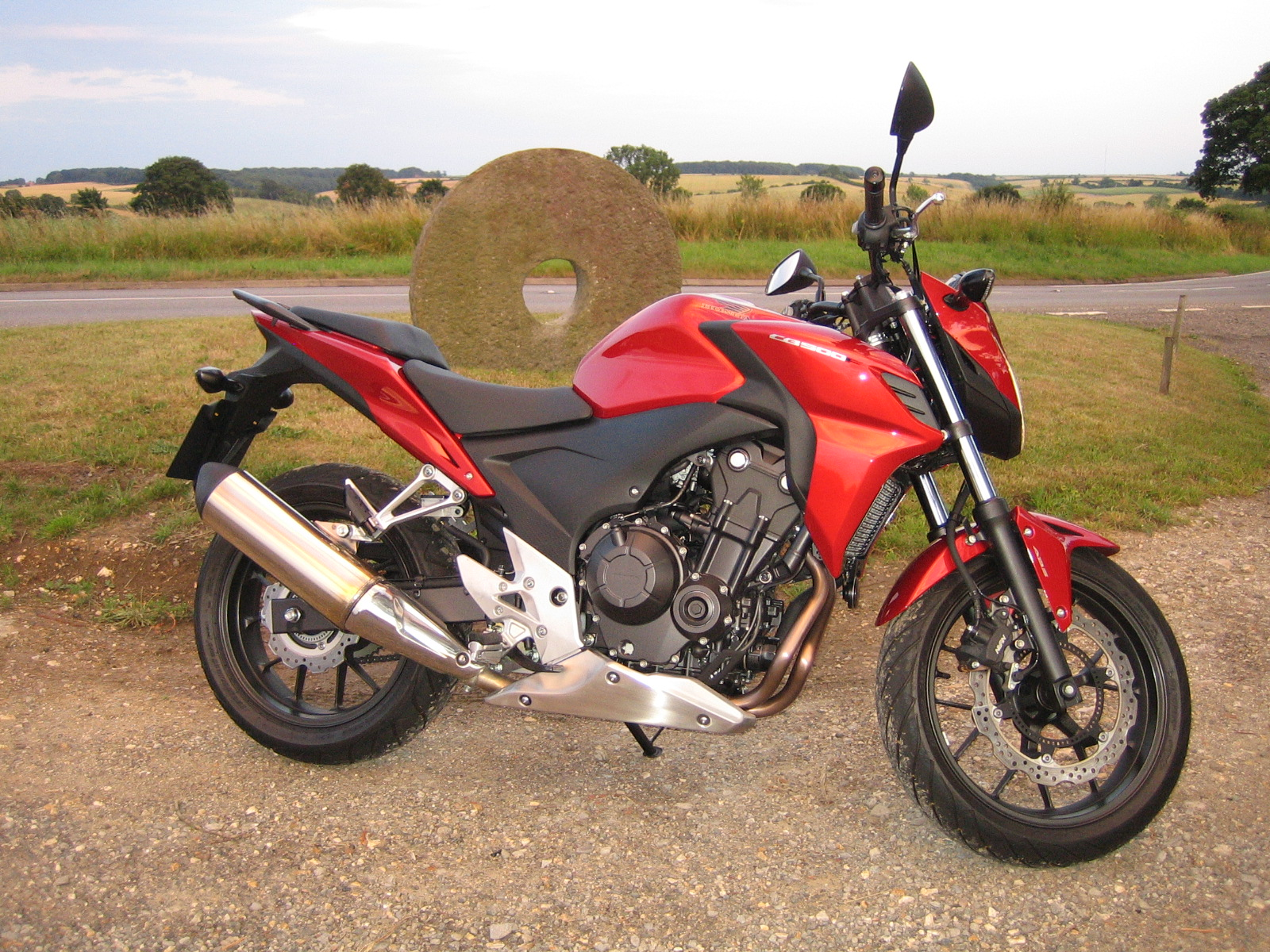 we road test the new honda cb500f don 39 t miss our full review. Black Bedroom Furniture Sets. Home Design Ideas