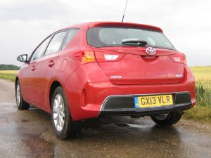 Toyota Auris D4D road test
