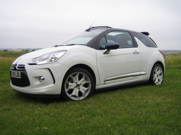 Citroen DS3 Cabrio road test