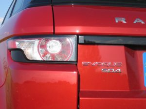 Range Rover Evoque SD4 2.2 road test