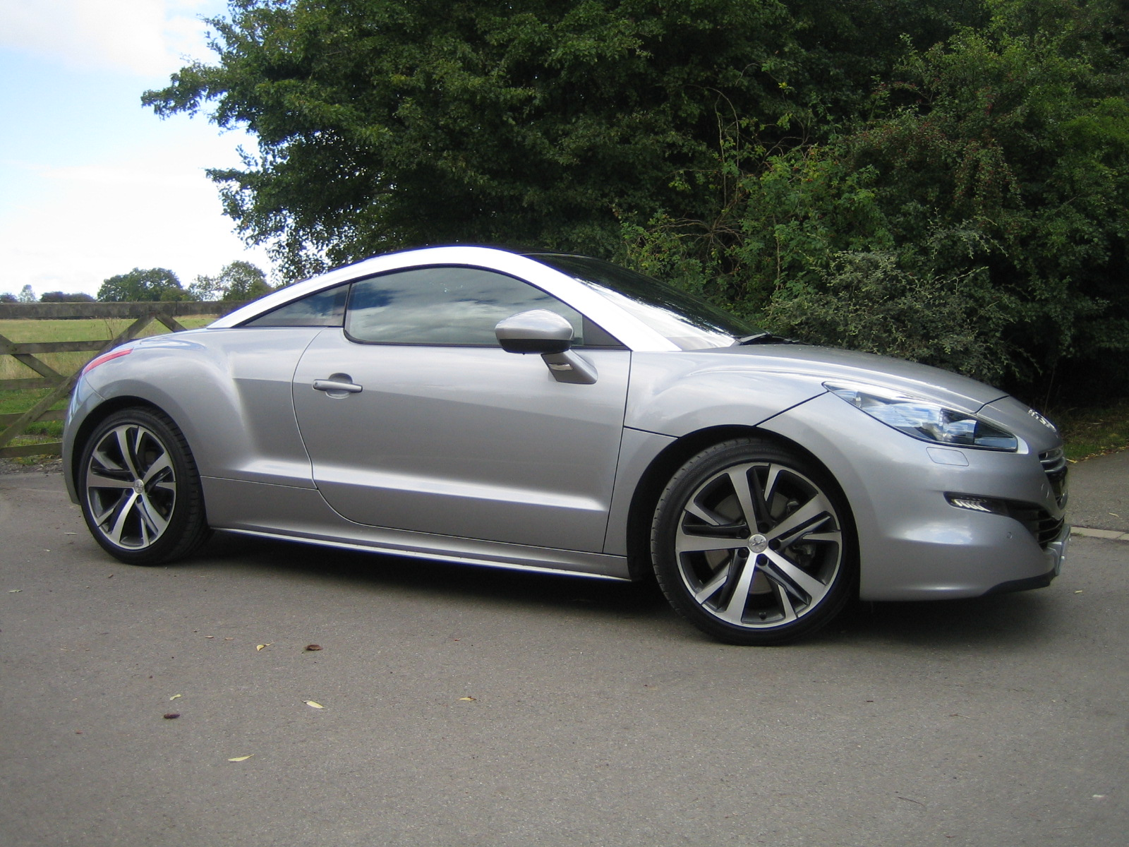 road test report and review peugeot rcz gt thp 200. Black Bedroom Furniture Sets. Home Design Ideas