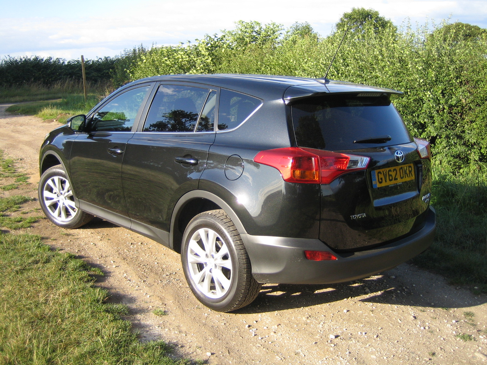 Toyota Rav4 Icon 2 2 L Road Test And Review