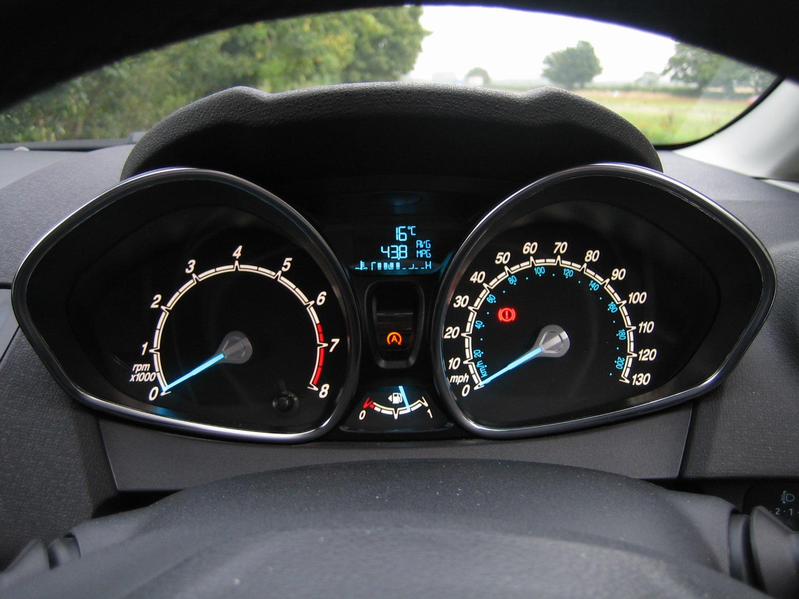 Ford Fiesta Titanium 1 0t Ecoboost 125 Start Stop