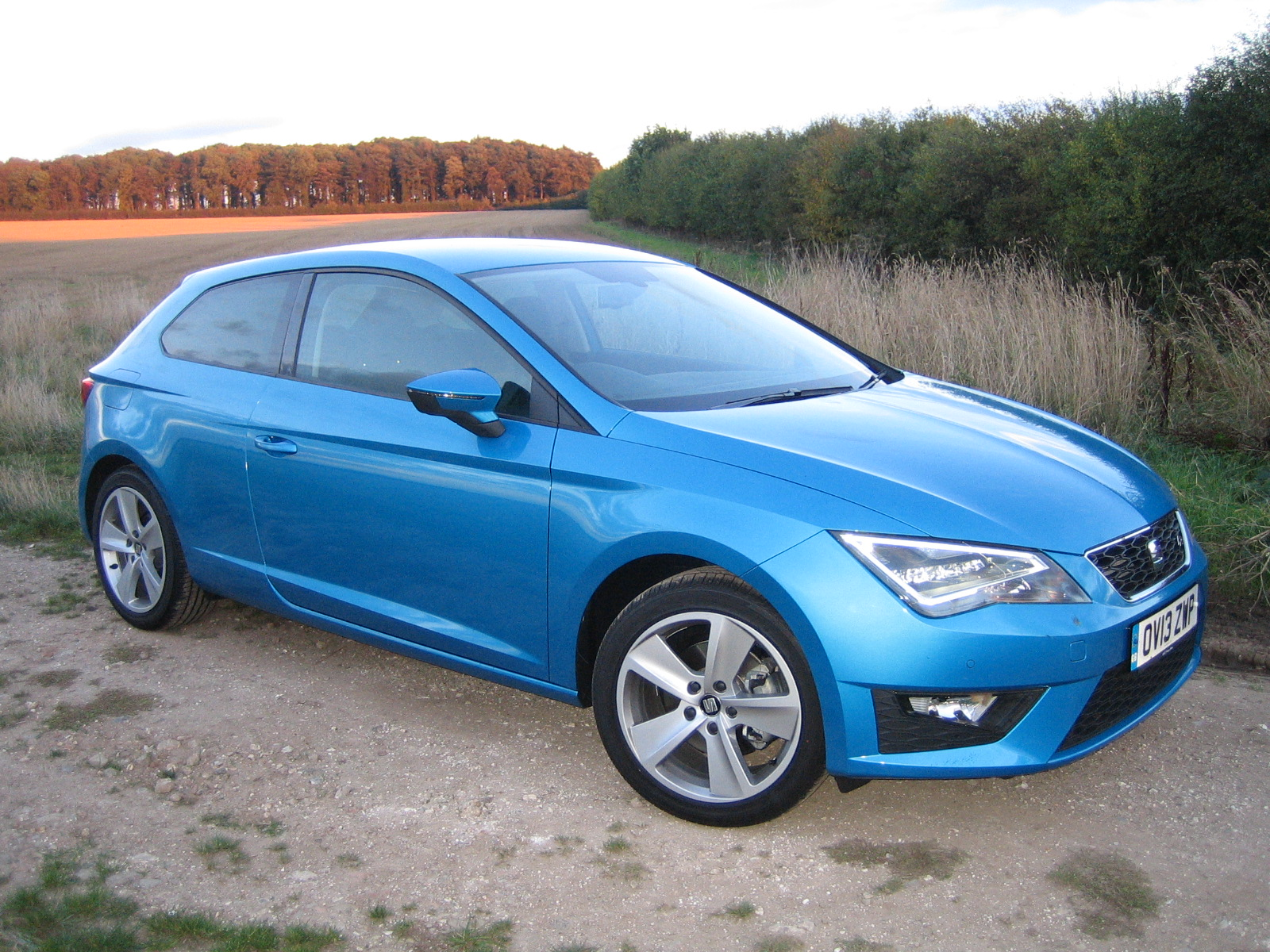 seat leon sc fr 2 0 tdi 150 ps road test review wheel world reviews. Black Bedroom Furniture Sets. Home Design Ideas