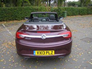 Vauxhall Cascada 1.4 150PS