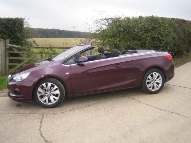 Vauxhall Cascada 1.4 150PS (