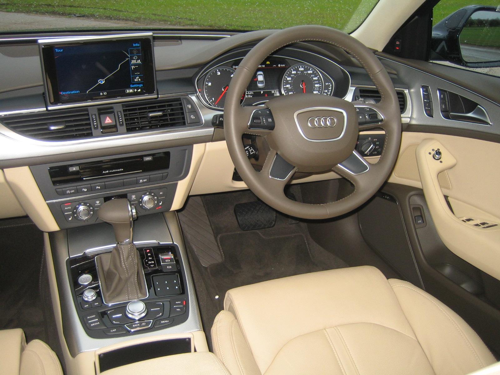 audi a6 3.0 bitdi quattro se 313ps review - wheel world reviews