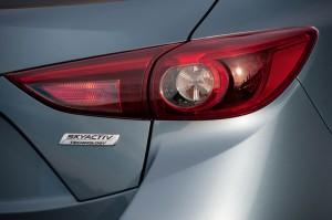 New Mazda3 range