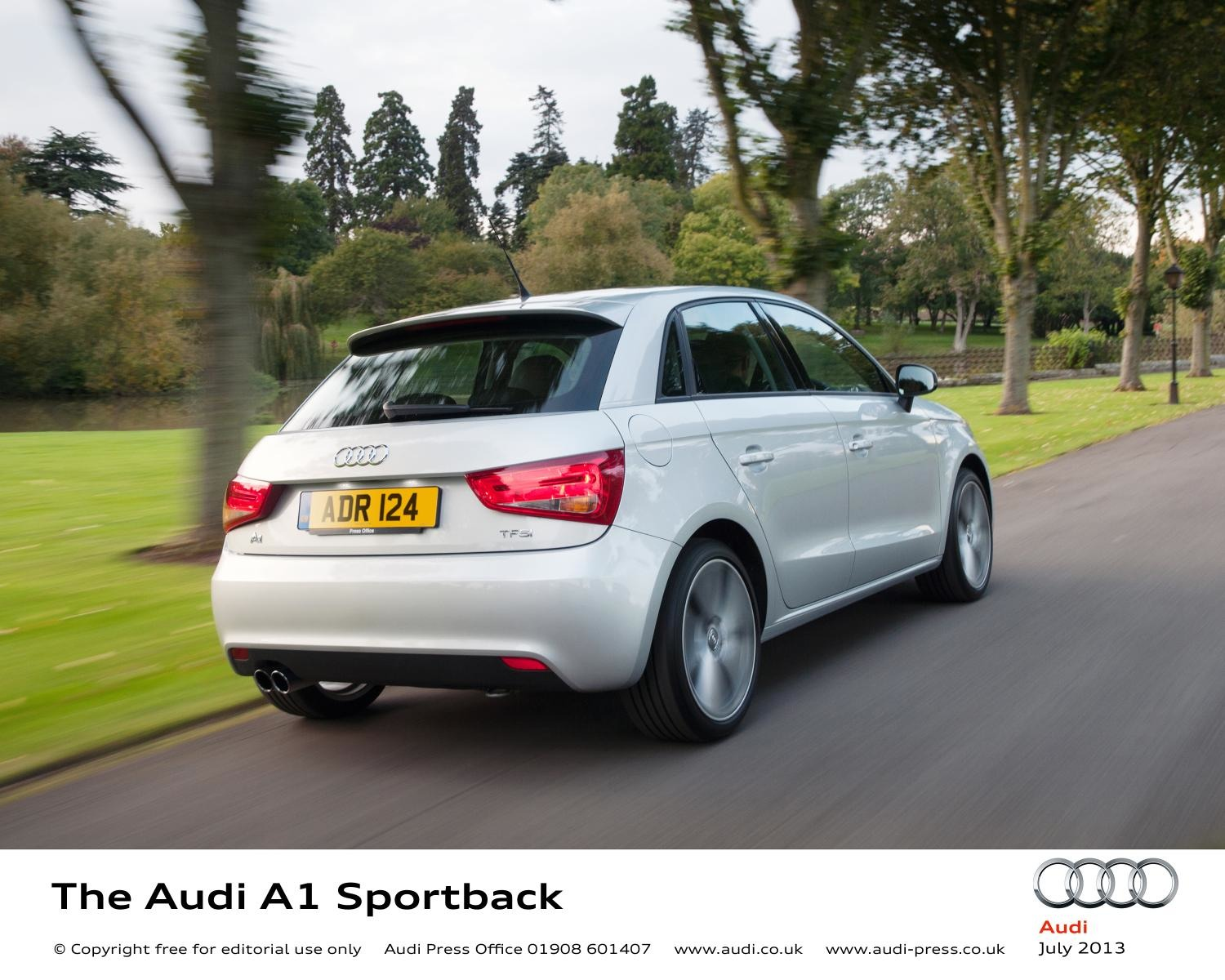 audi a1 sportback road test report and review. Black Bedroom Furniture Sets. Home Design Ideas