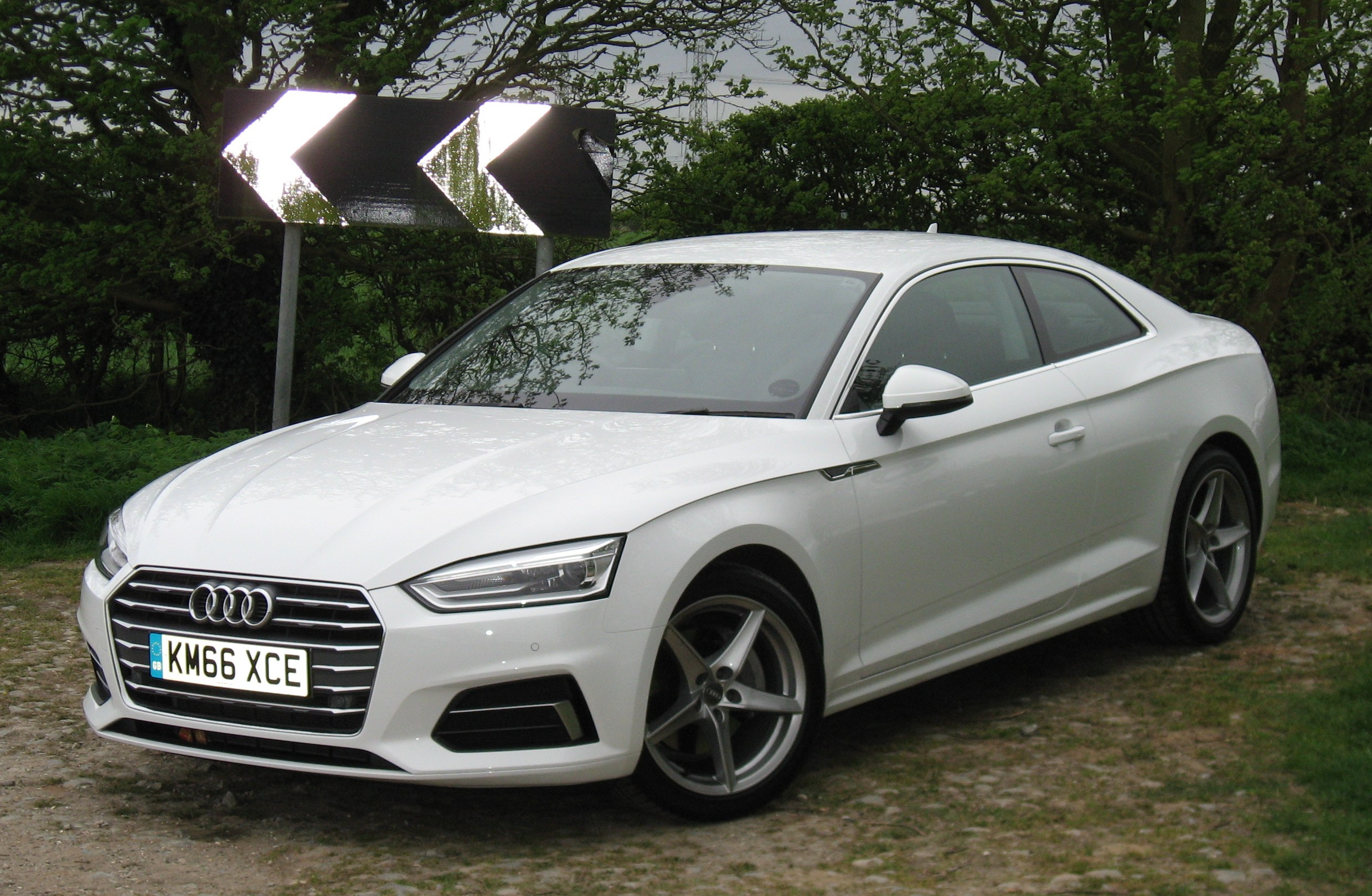 audi a5 2 0 tdi sport s tronic 190ps road test report and review. Black Bedroom Furniture Sets. Home Design Ideas