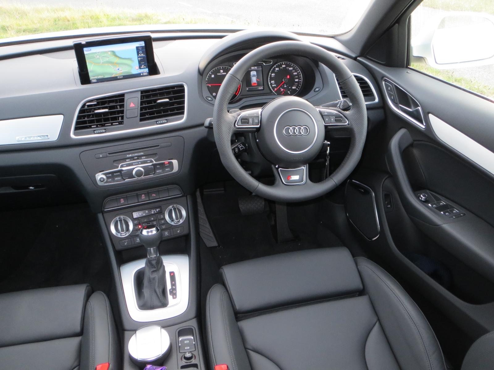 Audi Q3 Tdi Quattro S Line 140 Ps S Tronic Road Test