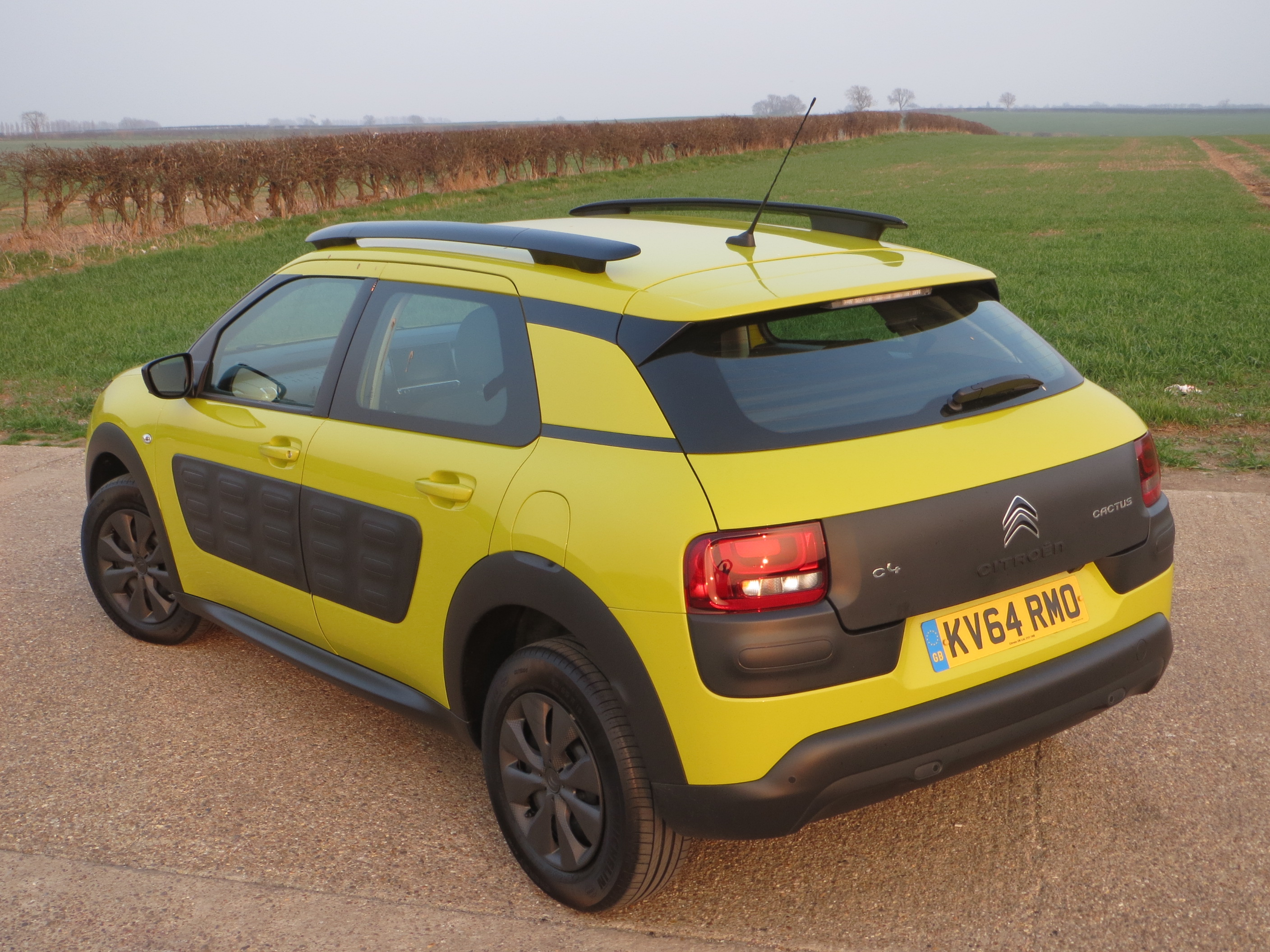 citroen c4 cactus feel bluehdi 100 road test report review. Black Bedroom Furniture Sets. Home Design Ideas