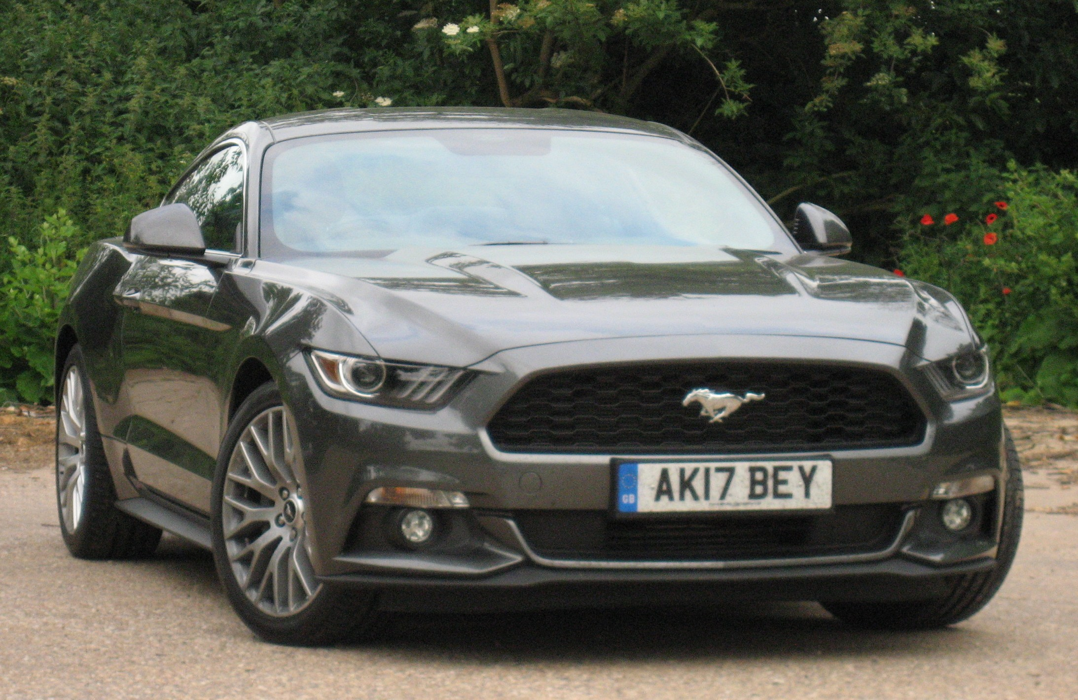 Ford mustang 2 3 ecoboost auto road test report and review