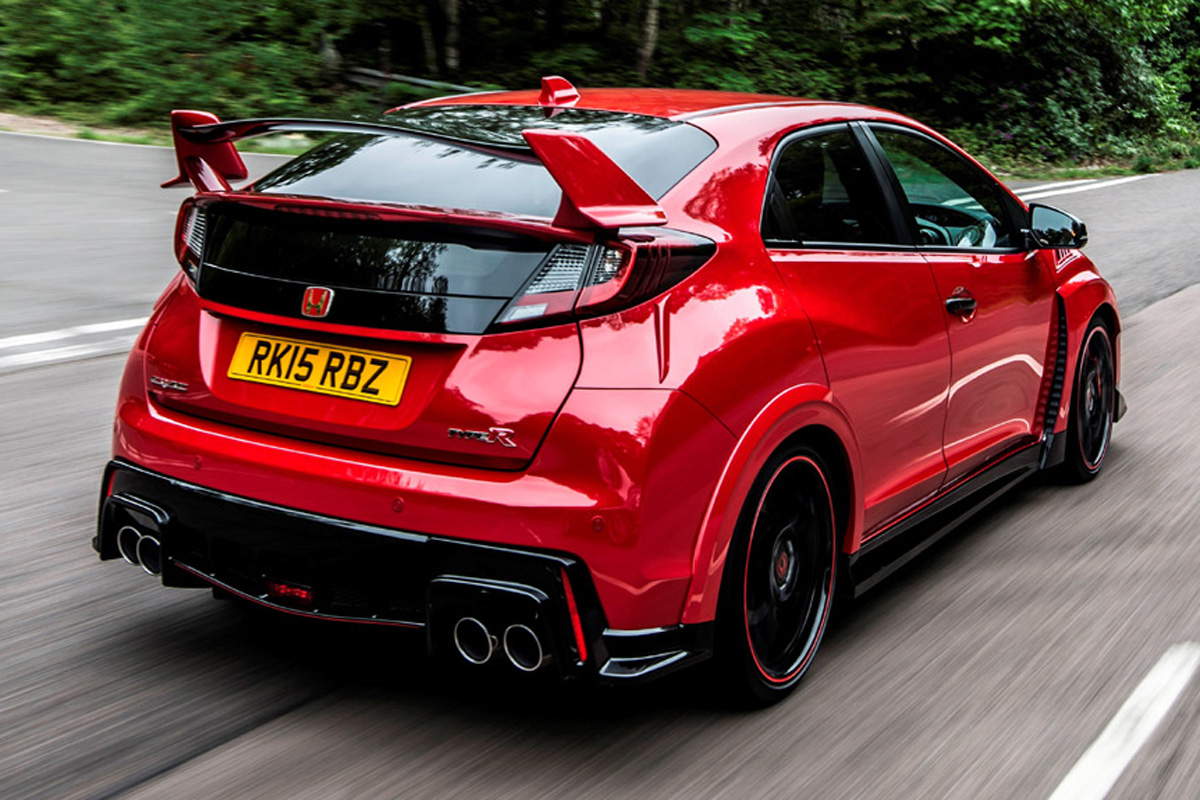 Honda Civic Type R Road Test Report Review