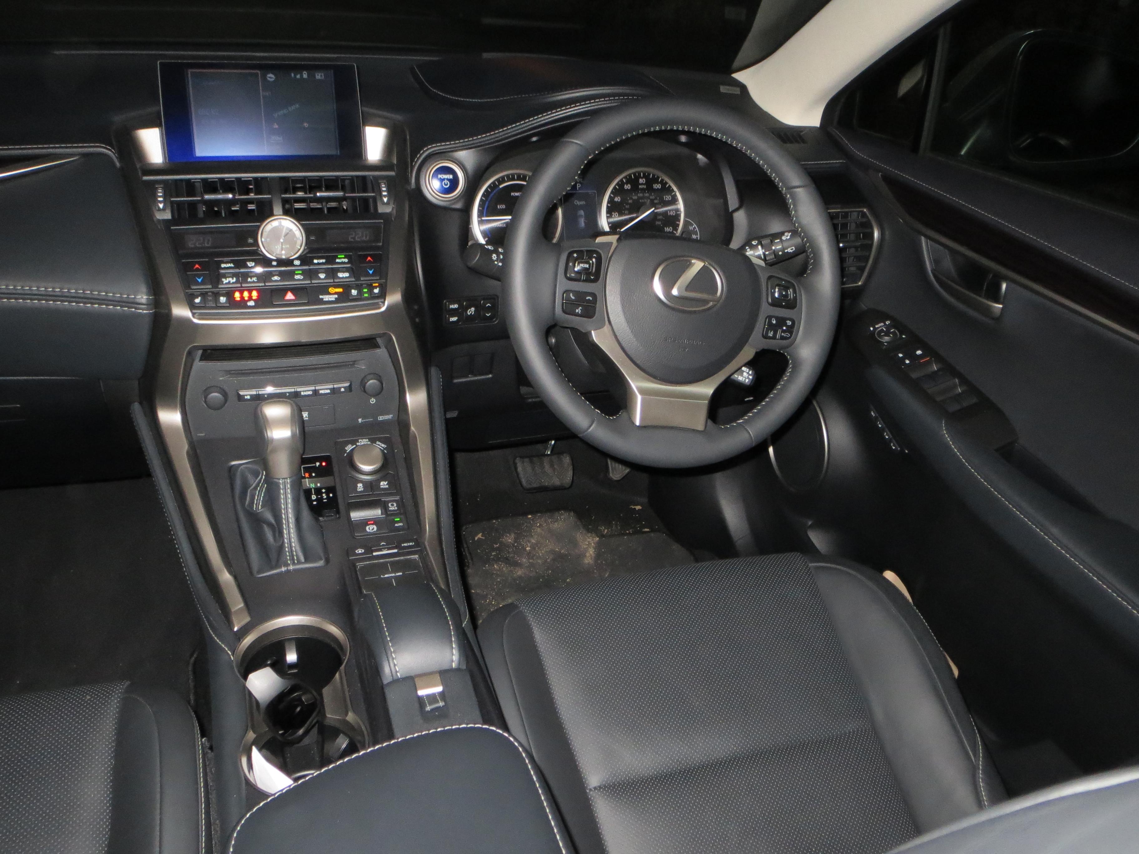 Lexus Nx 300h Premier Auto Road Test Report Review