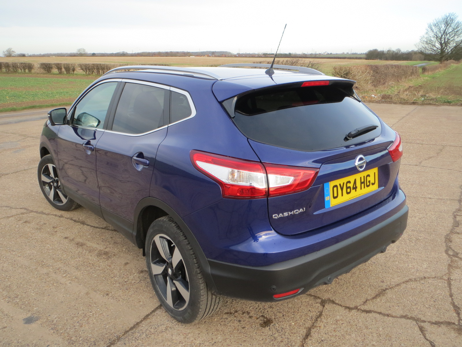 nissan qashqai n tec 1 2 dig t 115ps road test report and review wheel world reviews. Black Bedroom Furniture Sets. Home Design Ideas