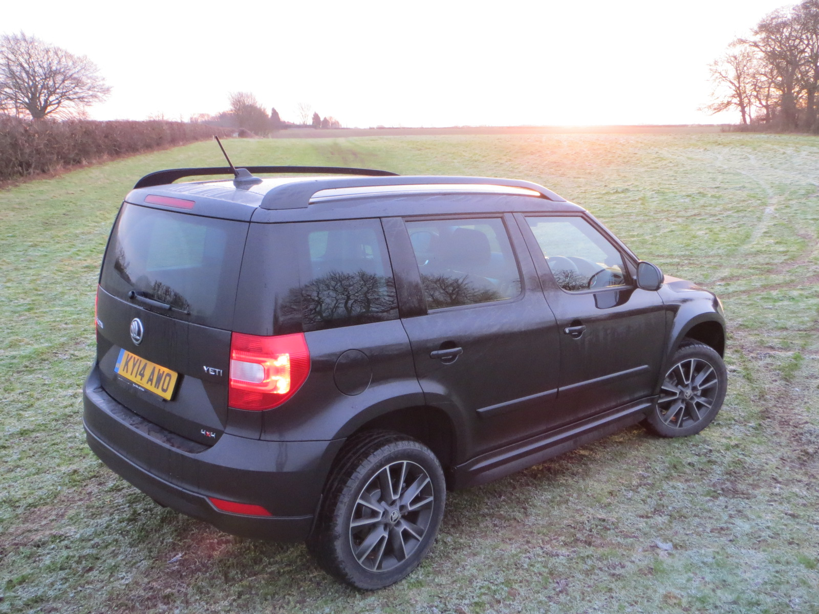 skoda yeti black edition 4x4 2 0 tdi 140ps road test report and review wheel world reviews. Black Bedroom Furniture Sets. Home Design Ideas