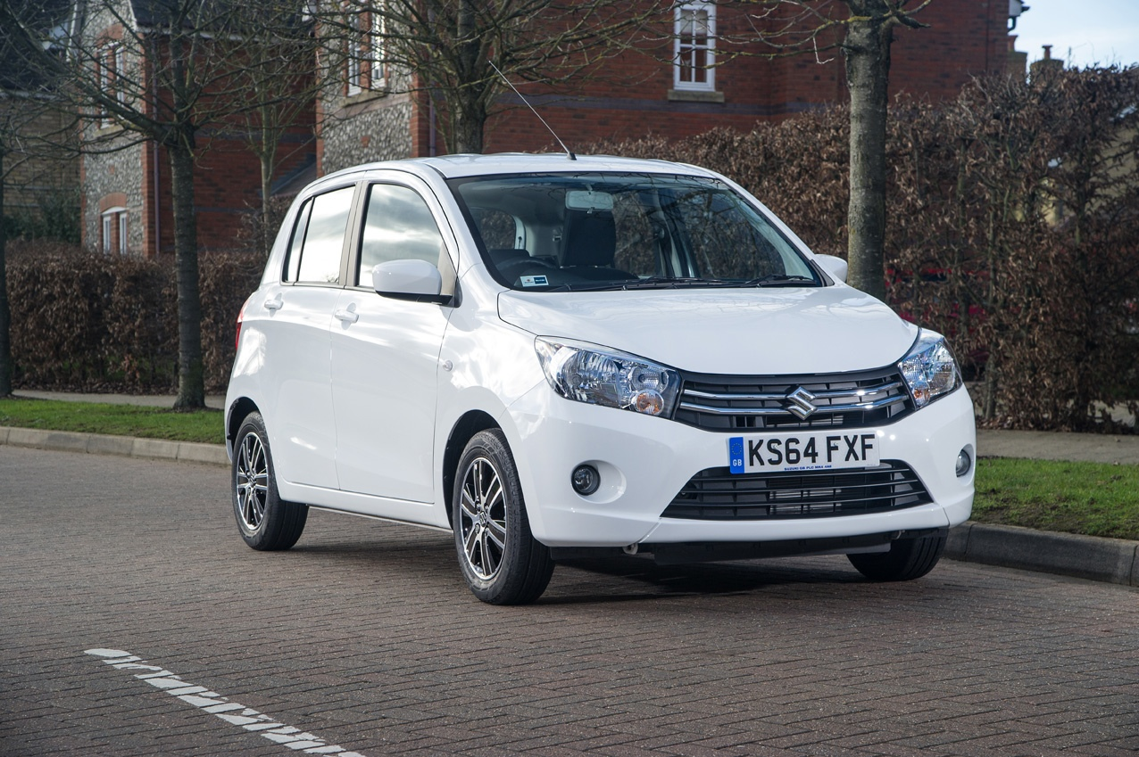 suzuki celerio first drive road test report review