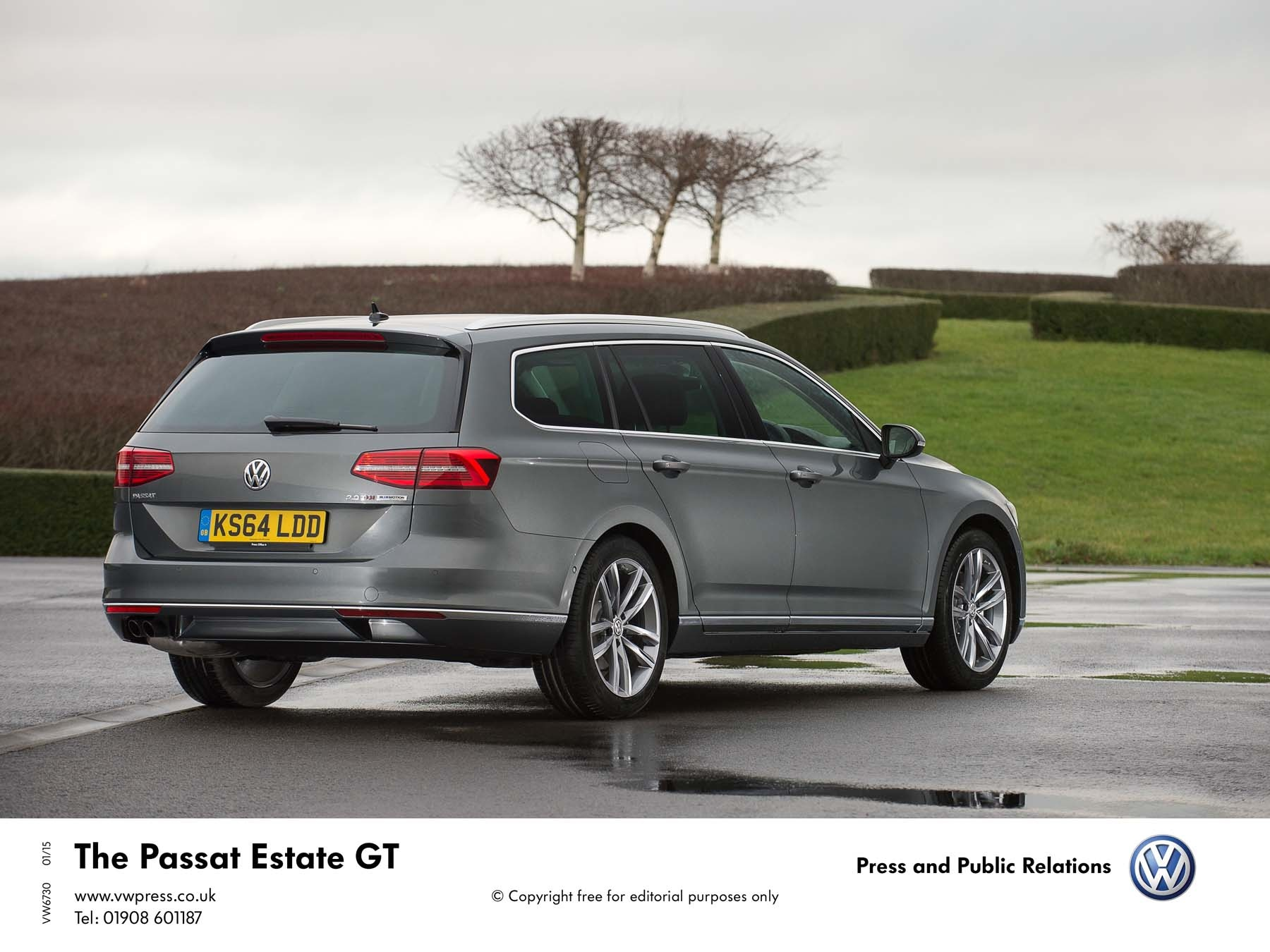 New VW Passat range road test report and review - Wheel World Reviews