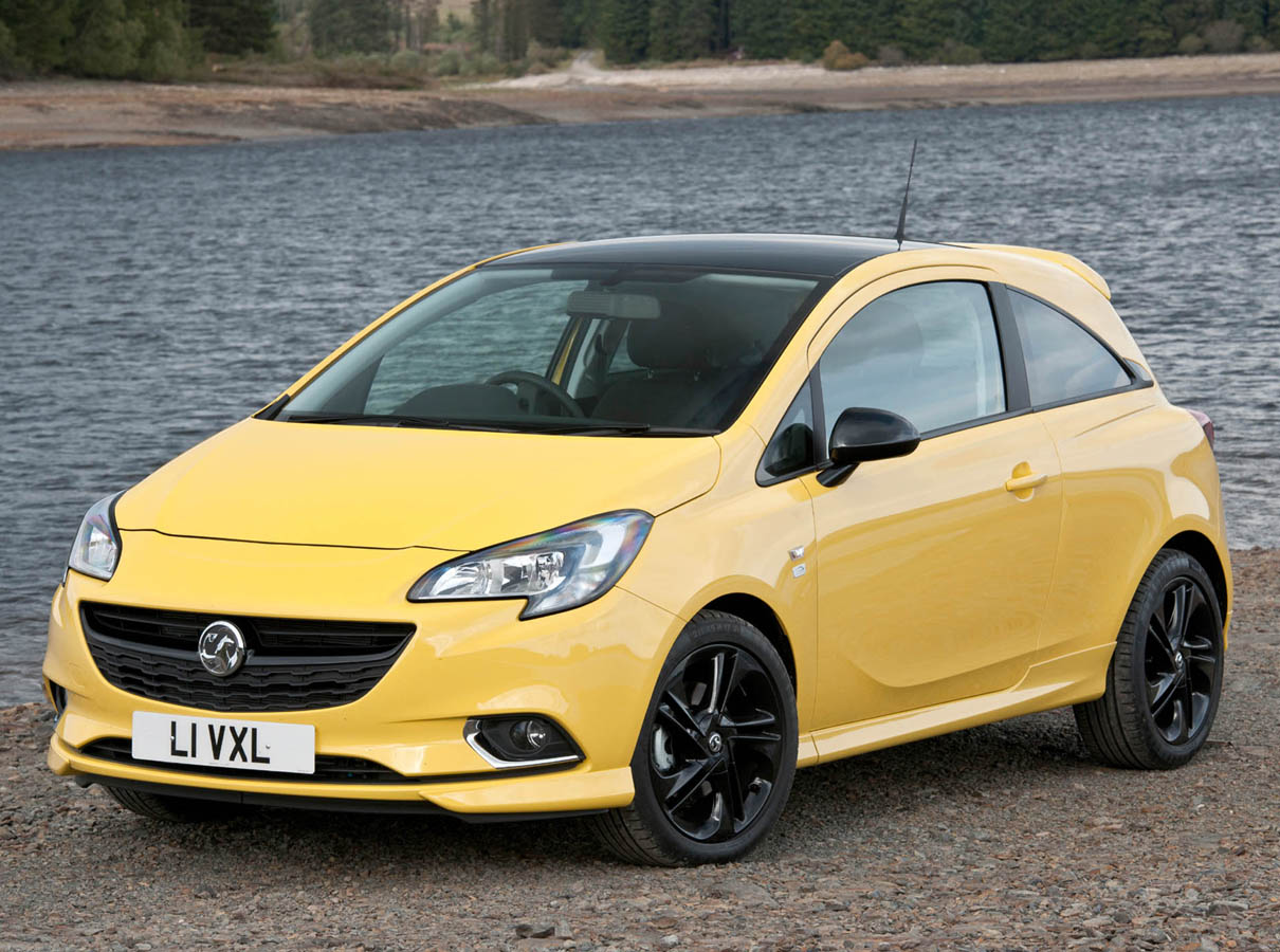 vauxhall corsa excite road test report review. Black Bedroom Furniture Sets. Home Design Ideas