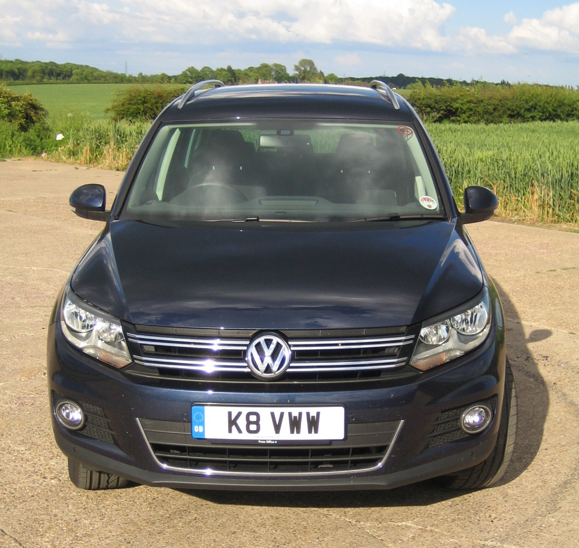 Volkswagen Tiguan Match 2.0 TDI review & road test report
