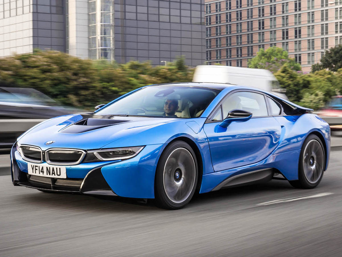 electric bmw i8 named car of the year. Black Bedroom Furniture Sets. Home Design Ideas